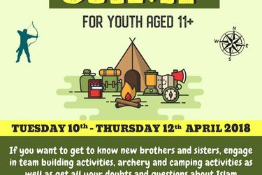 Youth Easter Camp
