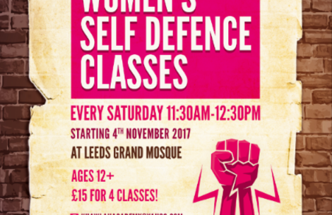 Women's Only Self Defence Classes
