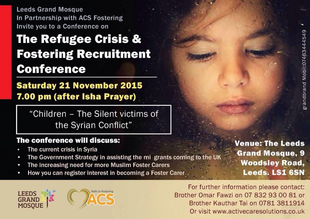 refugees poster