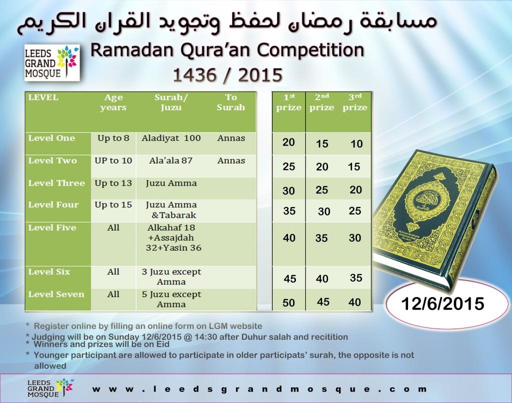 Quran Comp3 2015