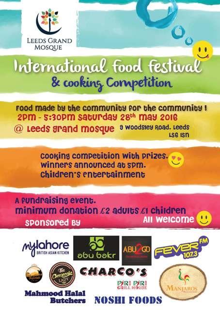 LGM Food event